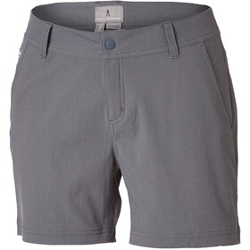 "Royal Robbins Alpine Road 5"" Short Femme, pewter"
